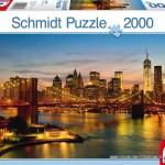 schmidt-puzzel-2000-stuks-new-york-58189