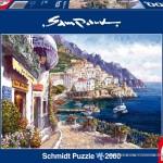 schmidt-puzzel-2000-stuks-sam-park-namiddag-in-amalfi-59271