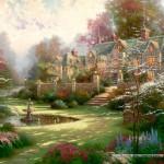 schmidt-puzzel-2000-stuks-thomas-kinkade-engels-landgoed-57453