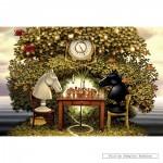 schmidt-puzzel-500-stuks-jacek-yerka-schaken-op-een-eiland-59511