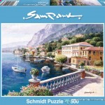 schmidt-puzzel-500-stuks-sam-park-villa-aan-het-como-meer-59268